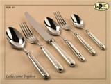 ValPeltro Inglese 2 Piece 2 PC Serving Set Pewter