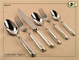 ValPeltro Inglese Coffee Spoon Pewter