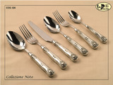 ValPeltro Noto Five Piece 5 PC Place Setting Pewter