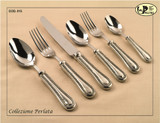 ValPeltro Perlata Table Fork Pewter