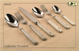 ValPeltro President Five Piece 5 PC Place Setting Pewter