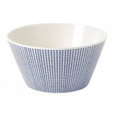 Royal Doulton Pacific Cereal Bowl Dots