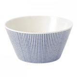 Royal Doulton Pacific Cereal Bowl Dots
