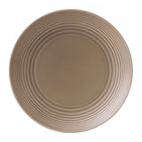 Royal Doulton Maze Taupe Dinner Plate 11 Inch