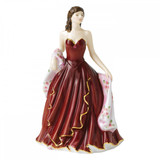 Royal Doulton Occasions Forever Young, 5.5 Inch