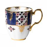 Royal Albert 100 Years 1900-Regency Blue Mug