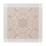 Le Jacquard Francais Venezia Ash beige Napkin 22 x 22 Inch