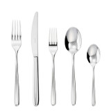Sambonet hannah 5 piece place setting solid handle - 18/10 stainless steel MPN: 52520-93