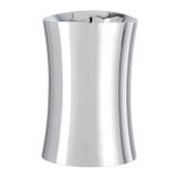 Sambonet bamboo bottle cooler 5 7/8 x 4 3/4 inch - 18/10 stainless steel MPN: 56751-09