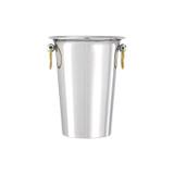 Sambonet elite white wine cooler 7 7/8 inch diameter - 18/10 stainless steel MPN: 56118-20