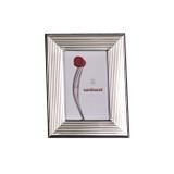 Sambonet more picture frame 3 1/2 x 5 inch - silver bilaminate MPN: 59660L20