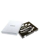 Sambonet party items ice cream set 7 pieces giftboxed 7 7/8 inch - 18/10 stainless steel MPN: 52550C96