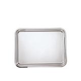 Sambonet elite rectangular tray 15 3/4 x 10 1/4 inch - 18/10 stainless steel MPN: 56020-40