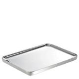 Sambonet t-light rectangular tray 13 3/4 x 10 1/2 inch - 18/10 stainless steel MPN: 56551-40