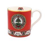 Halcyon Days Vintage Christmas Tree Mug BCVCT06MGG EAN: 5060171150312