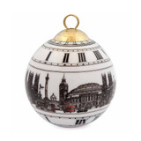 Halcyon Days London Icon Bauble Ornament BCLON03XBN EAN: 5060171148616