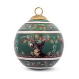 Halcyon Days Gordon Castle Christmas Bauble Ornament BCGSH09XBN EAN: 5060171148678