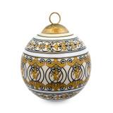 Halcyon Days Kensington Palace Gates Historic Royal Palaces Bauble Ornament BCHKP05XBN EAN: 5060171148685