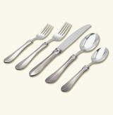 Match Pewter Sofia 5 Piece Place Setting