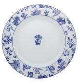Vista Alegre Chintz Azul Flat Round Plate MPN: 21107152