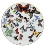 Vista Alegre Christian Lacroix Butterfly Parade Dessert Plate MPN: 21117737