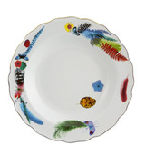 Vista Alegre Christian Lacroix Caribe Soup Plate MPN: 21122089
