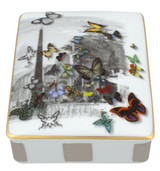 Vista Alegre Christian Lacroix Forum Card Box Torre with Gift Box MPN: 21117711