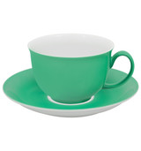 Vista Alegre Colours Breakfast Cup & Saucer Light Green MPN: 21112277