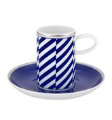Vista Alegre Harvard Coffee Cup & Saucer MPN: 21111727