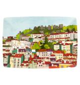 Vista Alegre Alma De Lisboa Rectangular Plate MPN: 21111809