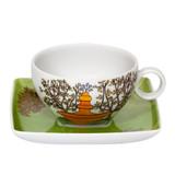 Vista Alegre Alma De Lisboa Tea Cup & Saucer MPN: 21109533