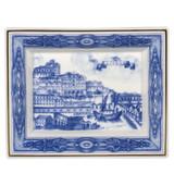 Vista Alegre Azulejos Lisboa Large Rectangular Tray MPN: PF429724