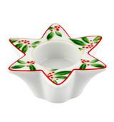 Vista Alegre Christmas Candlestick Star MPN: 21107131