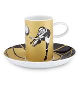 Vista Alegre Eusebio Coffee Cup & Saucer MPN: 21120926