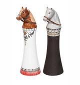 Vista Alegre Xadrez Va Set Horses 4 Pieces MPN: 21114088
