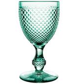 Vista Alegre Bicos Set of 4 Goblets Aqua MPN: AB10/003043173004