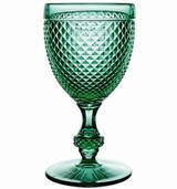 Vista Alegre Bicos Set of 4 Goblets Green MPN: AB10/003043163004