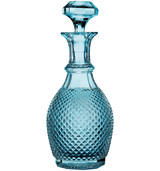 Vista Alegre Bicos Wine Decanter Blue MPN: AB27/003043280001