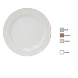 Casafina Meridian Dinner Plate Decorated Set of 6