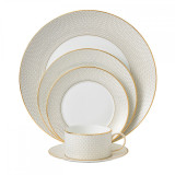 Wedgwood Arris Five 5 Piece Place Setting MPN: 40007538