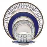 Wedgwood Renaissance Gold Five 5 Piece Place Setting MPN: 5C102100222