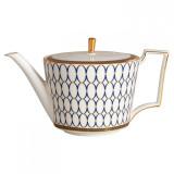 Wedgwood Renaissance Gold Teapot 2.1 Pt MPN: 5C102102211