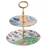 Wedgwood Butterfly Bloom Cake Stand Two-Tier  MPN: 5C107805126