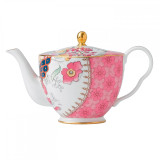 Wedgwood Butterfly Bloom Teapot S/S 12.5 Oz MPN: 5C107800048