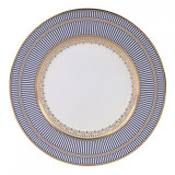 Wedgwood Anthemion Blue Dinner Plate 10.75 Inch MPN: 5C102501004
