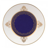 Wedgwood Anthemion Blue Bread and Butter Plate 6 Inch MPN: 5C102501008