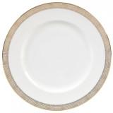Vera Wang Gilded Weave Dinner Plate 10.75 Inch MPN: 5C101201004