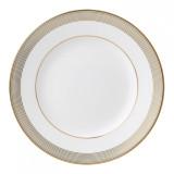 Vera Wang Golden Grosgrain Salad Plate 8 Inch MPN: 50108501006