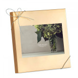 Vera Wang Love Knots Gold Picture Frame 4 x 6 Inch MPN: 40015391