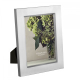 Vera Wang Satin Silver Picture Frame 5 x 7 Inch MPN: 40003672